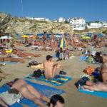 Playa balmins nudista Sitges Barcelona