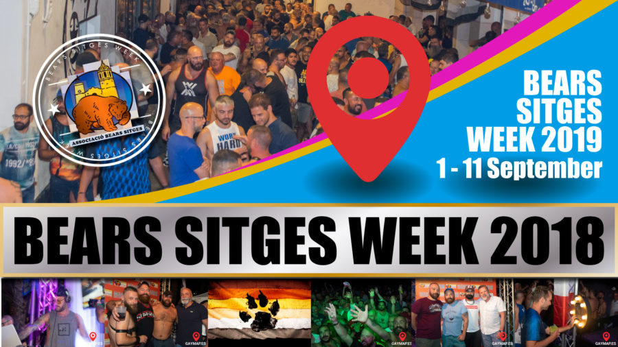 Bears Sitges Week 2018 Video