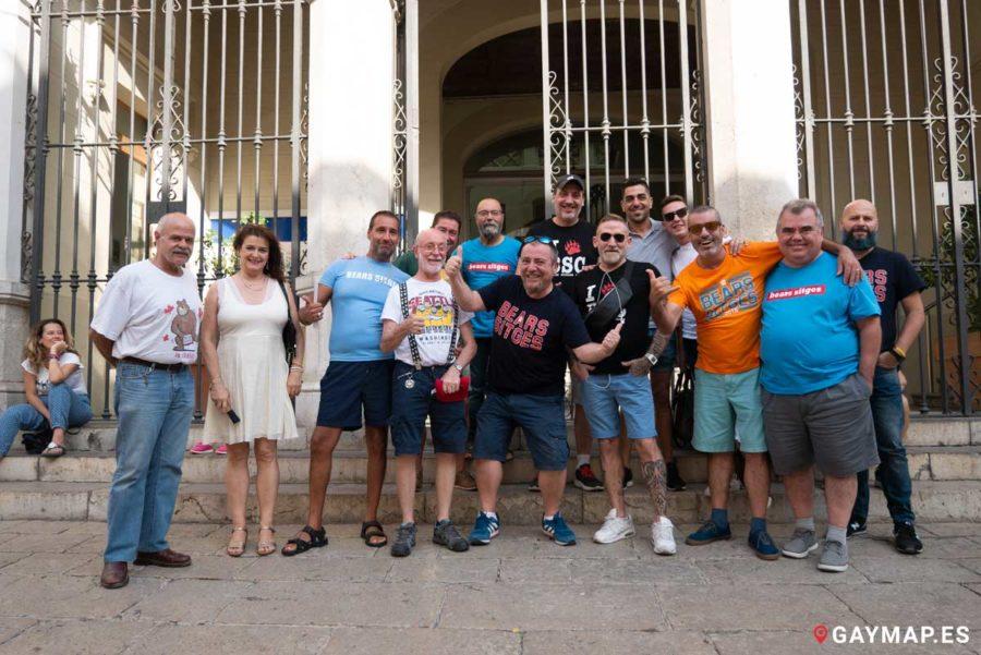 La Bears Sitges Week declarada evento de especial interés para la vila de Sitges