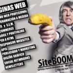 Siteboom - diseño de paginas web y marketing online